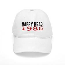 HAPPY HEAD 1986 Baseball Cap