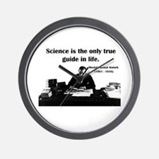 Funny Intellect Wall Clock