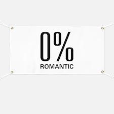 0% Romantic Banner
