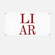 LIAR Banner
