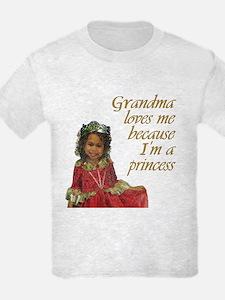 Grandma loves me T-Shirt