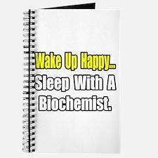 """""""..Sleep w/ a Biochemist"""" Journal"""