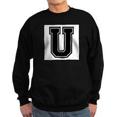 U Sweatshirt (dark)