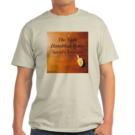 Hanukkah Harry Light T-Shirt