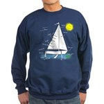 The Well Rigged Sweatshirt (dark)