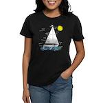 The Well Rigged Women's Dark T-Shirt