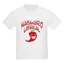 Habanero (HOT) Liberal Kids T-Shirt