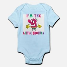 I'm The Little Brother Infant Bodysuit
