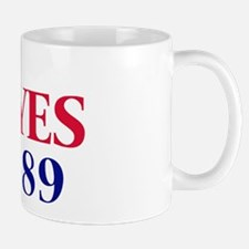 Vote YES on Prop 89 Mug