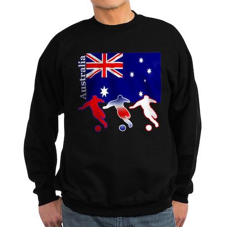Australia Soccer Sweatshirt (dark)