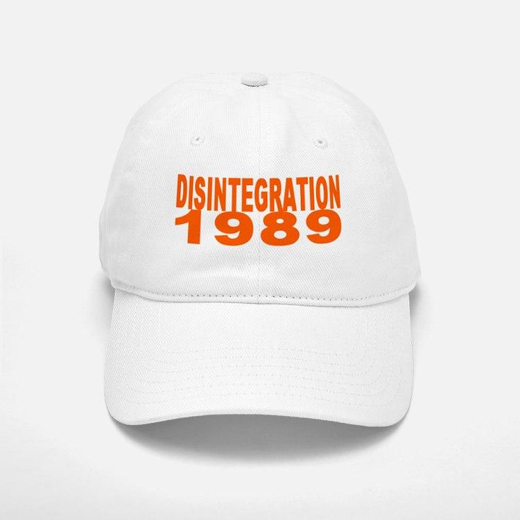 DISINTEGRATION 1989 Baseball Baseball Cap