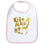 Giraffe! Bib