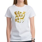 Giraffe! Women's T-Shirt
