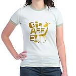 Giraffe! Jr. Ringer T-Shirt