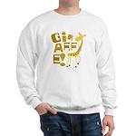 Giraffe! Sweatshirt