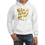 Giraffe! Hooded Sweatshirt