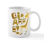 Giraffe! Mug