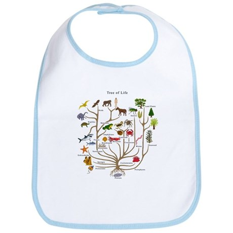 Tree of Life Bib