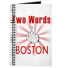 Unique Boston sucks Journal