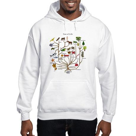Tree of Life Hooded Sweatshirt