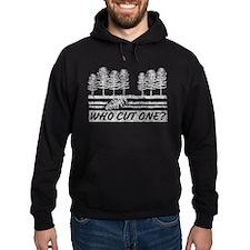 Who Cut One Hoodie