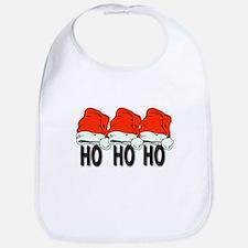 Ho Ho Ho Bib