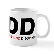 Obsessive Dachshund Mug