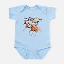Make Tracks Infant Bodysuit