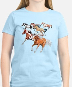 Make Tracks and Herd T-Shirt