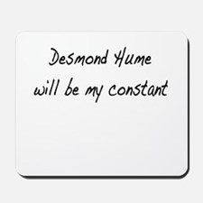 Desmond Hume Will Be My Constant Mousepad