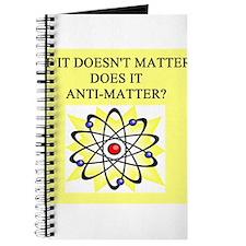 antimatter physics Journal
