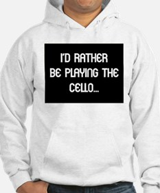 Cello Gift Hoodie