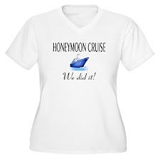 Honeymoon Cruise T-Shirt