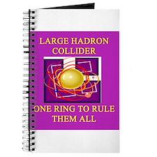 large hadron collider Journal