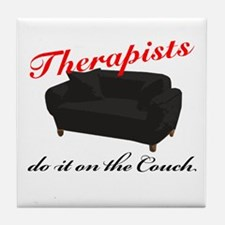 Therapy Tile Coaster