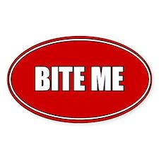 Sticker-Bite Me