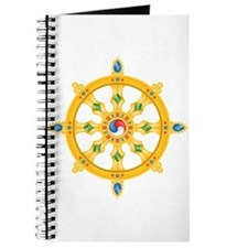 Dharmachakra wheel Journal