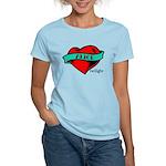 Twilight Alice Heart Tattoo Women's Light T-Shirt
