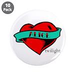 Twilight Alice Heart Tattoo 3.5