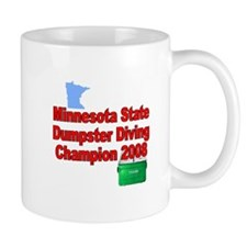MN champ / red Mug