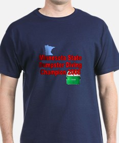 MN champ / red T-Shirt