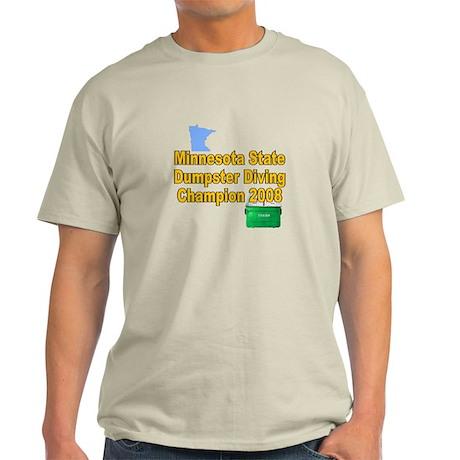 MN Champ /gold Light T-Shirt