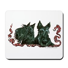 Scottish Terrier Pair Mousepad