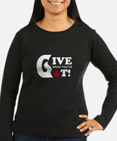 GiveBlood Long Sleeve T-Shirt