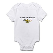 Rub It! Infant Bodysuit
