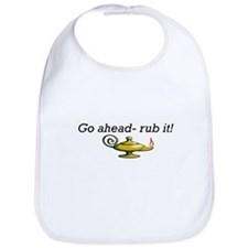 Rub It! Bib