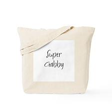 Super Gabby Tote Bag
