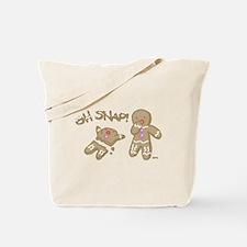 Oh Snap Holiday Tote Bag
