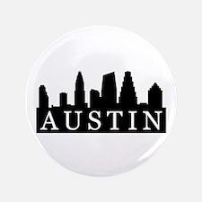 """Austin Skyline 3.5"""" Button"""