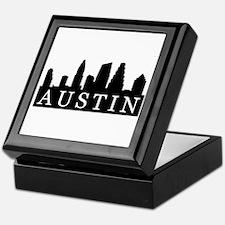 Austin Skyline Keepsake Box